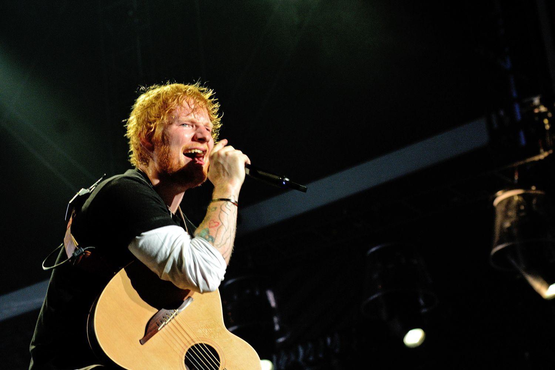 Ed Sheeran met sa carrière entre parenthèses pendant quelques mois (photos)