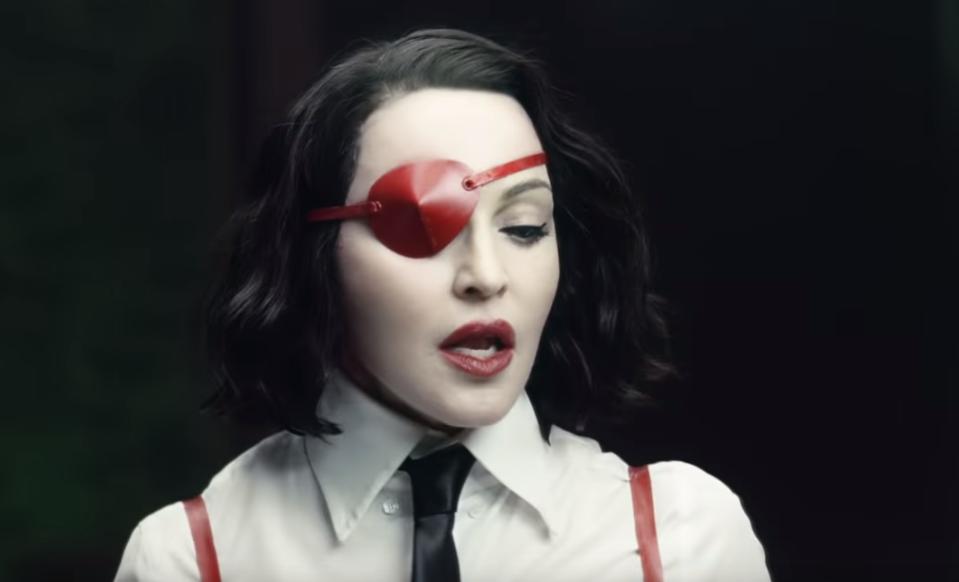 Nouvelle tournée de Madonna: petites salles, gros prix