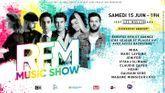 RFM Music Show : Remportez votre séjour et vos places VIP avec un accès backstage !