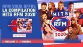 RFM vous offre la compilation Hits RFM 2020 !