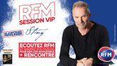 RFM vous offre Sting en session VIP !