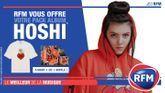 RFM vous offre votre pack album Hoshi