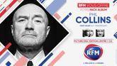 RFM vous offre votre pack album Phil Collins !