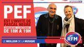 Dimanche 13 octobre : PEF est l'invité de Pascal Nègre