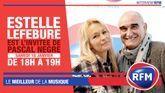 Dimanche 19 janvier : Estelle Lefébure est l'invitée de Pascal Nègre