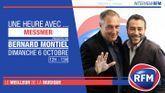 Dimanche 6 octobre : Messmer est l'invité de Bernard Montiel