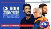 Mercredi 22 janvier : Jeremy Frerot et Madame Monsieur sont les invités du 16/20