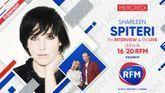 Mercredi 30 juin : Sharleen Spiteri (Texas) est l'invitée du 16/20 !