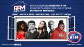RFM Live@Home: Retrouvez l'intégrale de la semaine!
