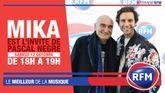 Samedi 12 octobre : Mika est l'invité de Pascal Nègre