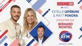 Samedi 2 octobre : Matt Pokora et Estelle Lefébure sont les invités de Bernard Montiel !
