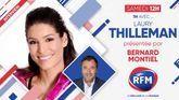 Samedi 21 novembre: Laury Thilleman est l'invitée de Bernard Montiel