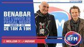 Samedi 27 juin : Benabar est l'invité de Pascal Nègre