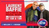 Samedi 9 novembre : Laurent Baffie est l'invité de Pascal Nègre