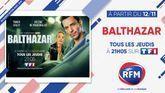 Balthazar: retrouvez la saison 3 à partir du jeudi 12 novembre sur TF1 en association avec RFM !