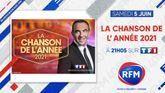 RFM est partenaire de «La chanson de l'année» présentée par Nikos Aliagas sur TF1 !