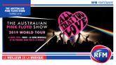 RFM partenaire de la tournée The Australian Pink Floyd Show