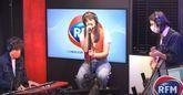 Clara Luciani interprète son titre «Respire encore» dans Le Meilleur des Réveils !