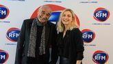 Découvrez l'interview de Julie Gayet au micro de Pascal Nègre !