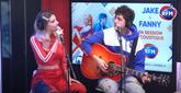 Jake & Fanny: découvrez leurs titres «Hold On To Me» et «Dis-Moi» en session acoustique !