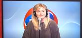 Louane interprète son nouveau single «Aimer à mort» sur RFM !