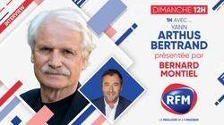 Dimanche 24 janvier: Yann-Arthus Bertrand est l'invité de Bernard Montiel