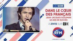 Mercredi 15 septembre, à 21h15 : découvrez «Dans le cœur des Français - Jean-Jacques Goldman» sur C8