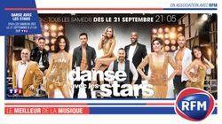 RFM partenaire de Danse avec les Stars sur TF1