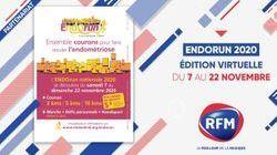 RFM partenaire de l'ENDOrun 2020 !