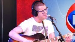 Barry Moore - HEY NOW - Session acoustique RFM