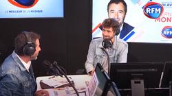 Découvrez l'interview d'Agustin Galiana au micro de Bernard Montiel