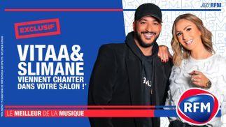 Gagnez un concert de Vitaa et Slimane chez vous !