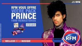 RFM vous offre votre pack Prince «1999» remasterisé