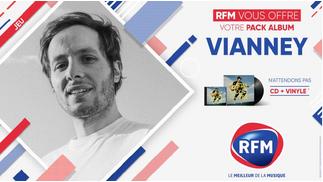 RFM vous offre votre pack Vianney !