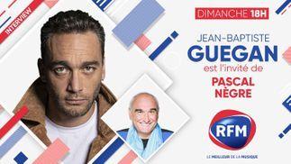 Dimanche 20 septembre: Jean-Baptiste Guegan est l'invité de Pascal Nègre