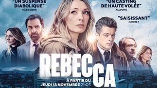 """""""REBECCA"""" avec Anne Marivin et Benjamin Biolay à partir du jeudi 18 novembre à 21h05"""