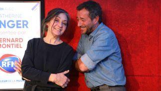 Découvrez l'interview de Catherine Ringer au micro de Bernard Montiel