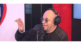 Découvrez l'interview de Pascal Obispo au micro du 16/20 RFM !