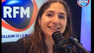 Izia parle de son nouvel album «Citadelle» au micro de RFM.fr